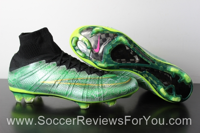 nike galaxy soccer cleats